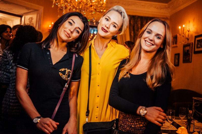 Алина Астровская, Анастасия Рубцова, Анастасия Востокова / Real O