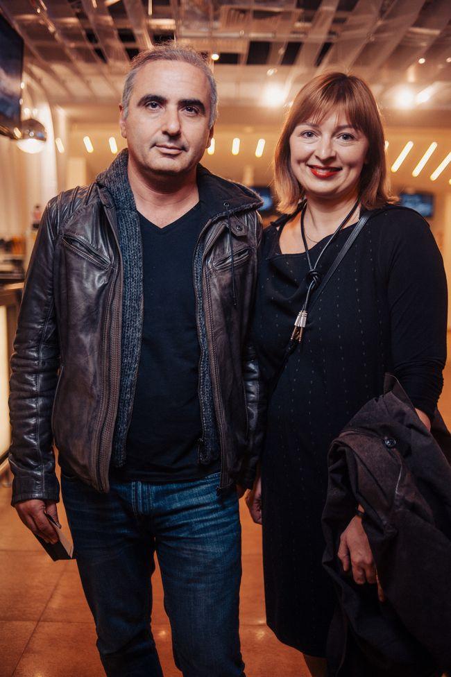 Стас Янкелевский и Кристина Бобкова