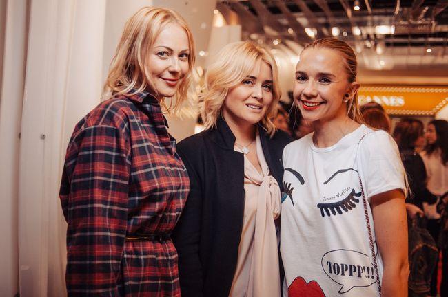 Ольга Аленова, Светлана Евдокименко, Ирина Турбаевская