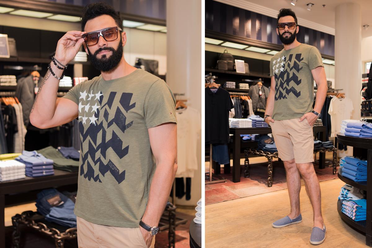 5 must-have вещей мужском гардеробе от Андрея Кише