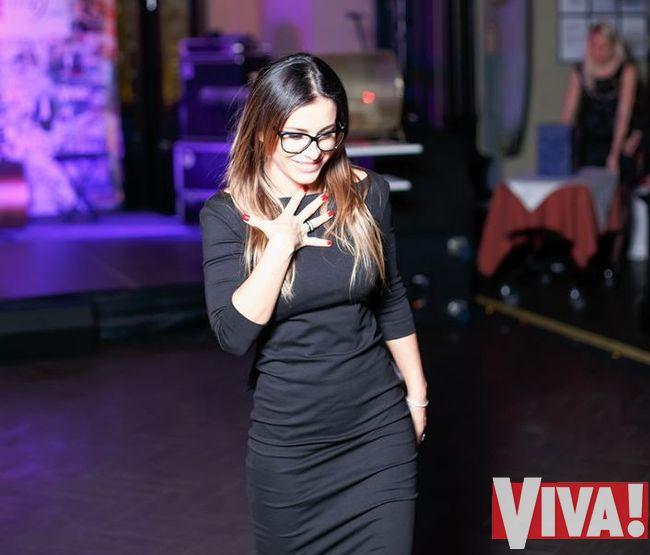 Ани Лорак фото платье 2013 viva день рождения
