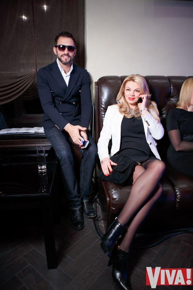 Андрей Кише жена фото