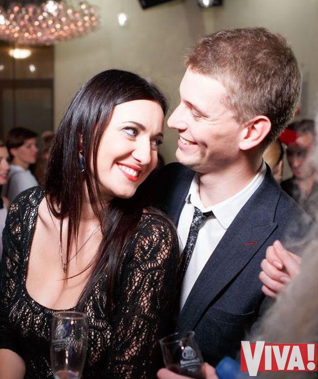 Соломия Витвицкая и ее жених муж парень Влад Кочатков фото 2013