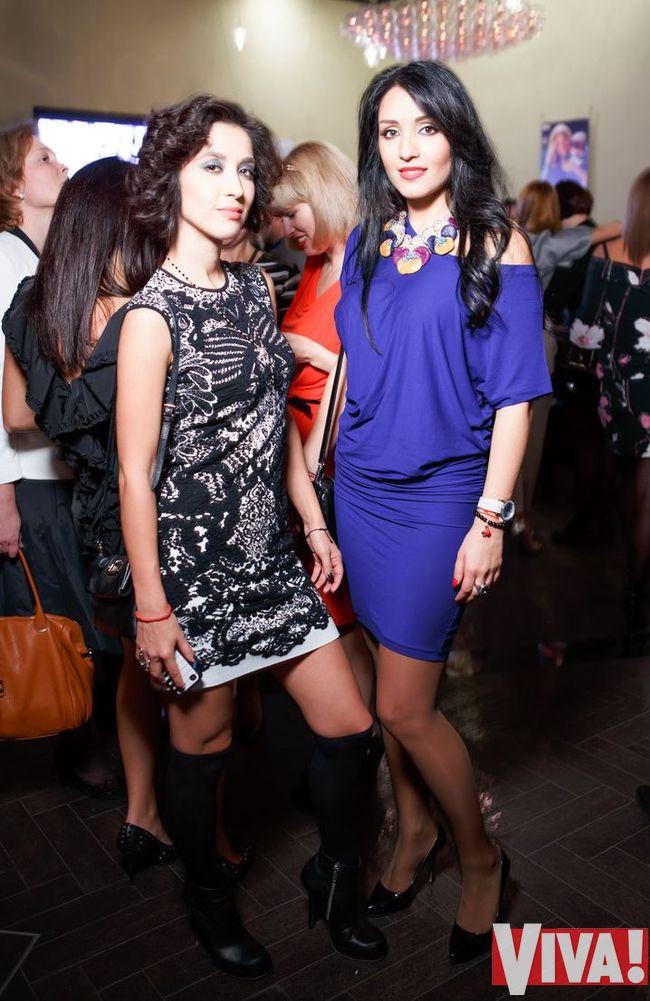 Анна и Алина Завальские фото