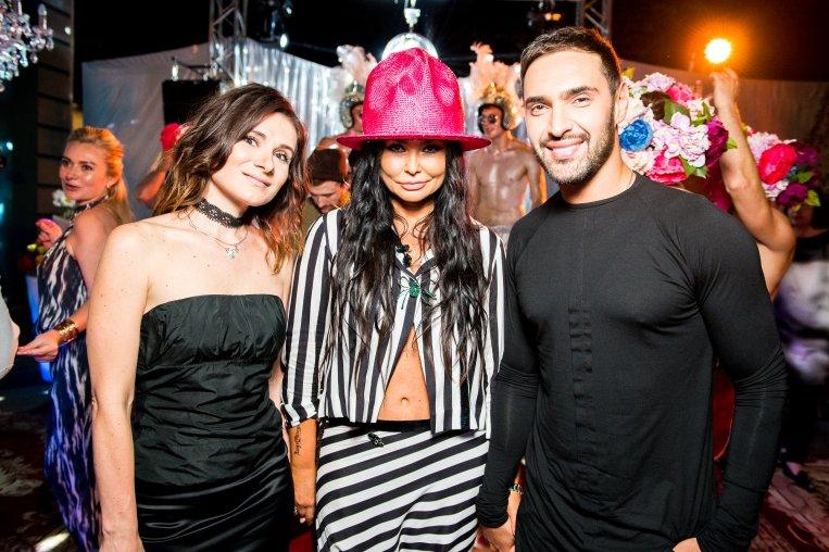 Ассия Ахат отметила день рождения с Ириной Билык на закрытой вечеринке