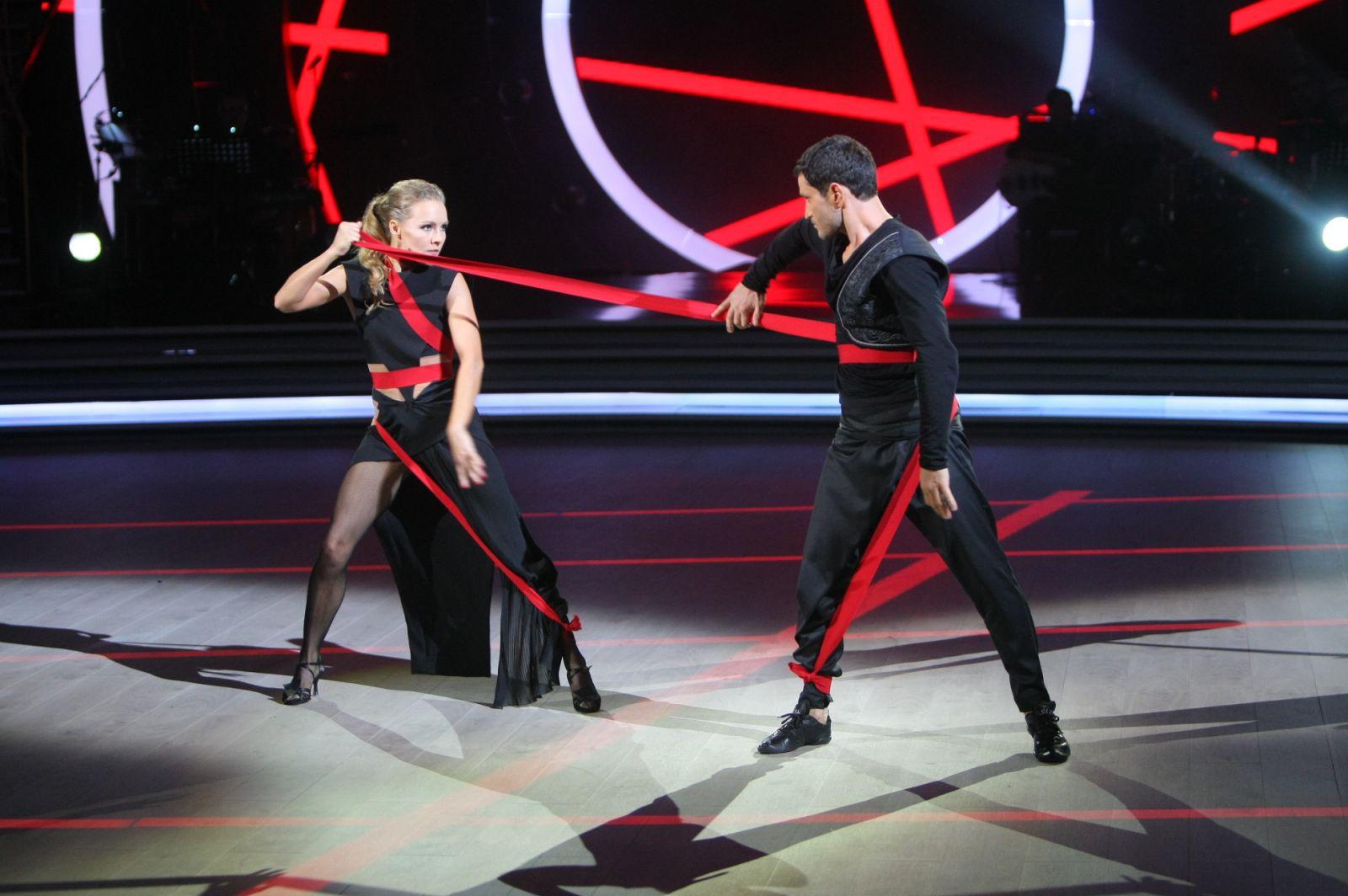 Танці з зірками. Ахтем Сеитаблаев и Алена Шоптенко