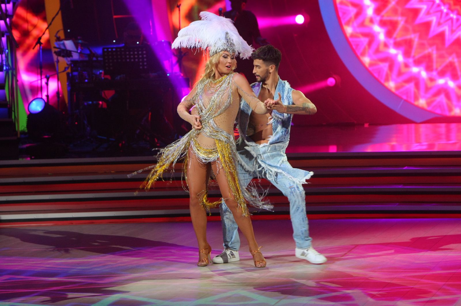 Камалия и Дмитрий Жук