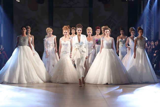 Wedding Fashion Ukraine 2016 фото