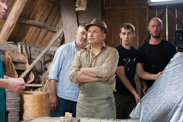 Юрий Горбунов стал заслуженным артистом Украины