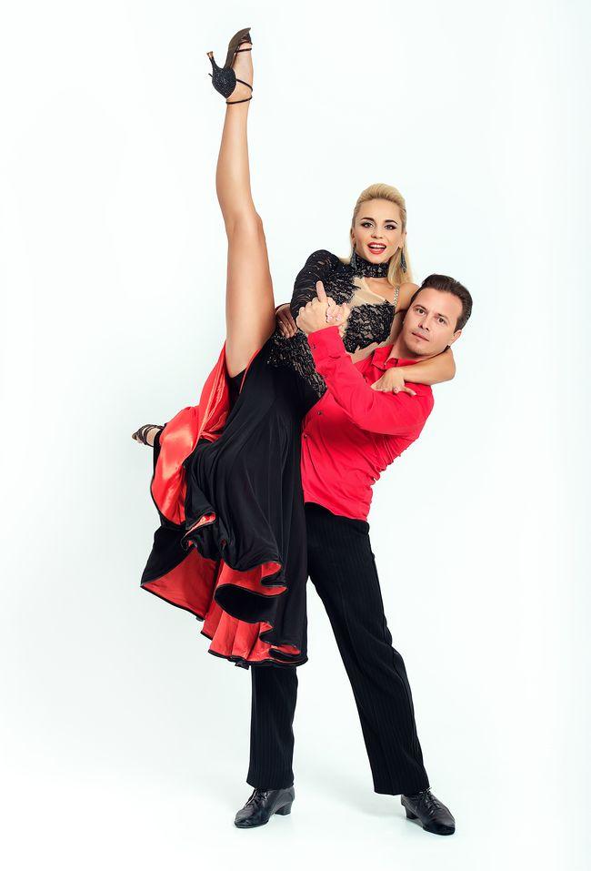 Лилия Ребрик и ее муж Андрей Дикий