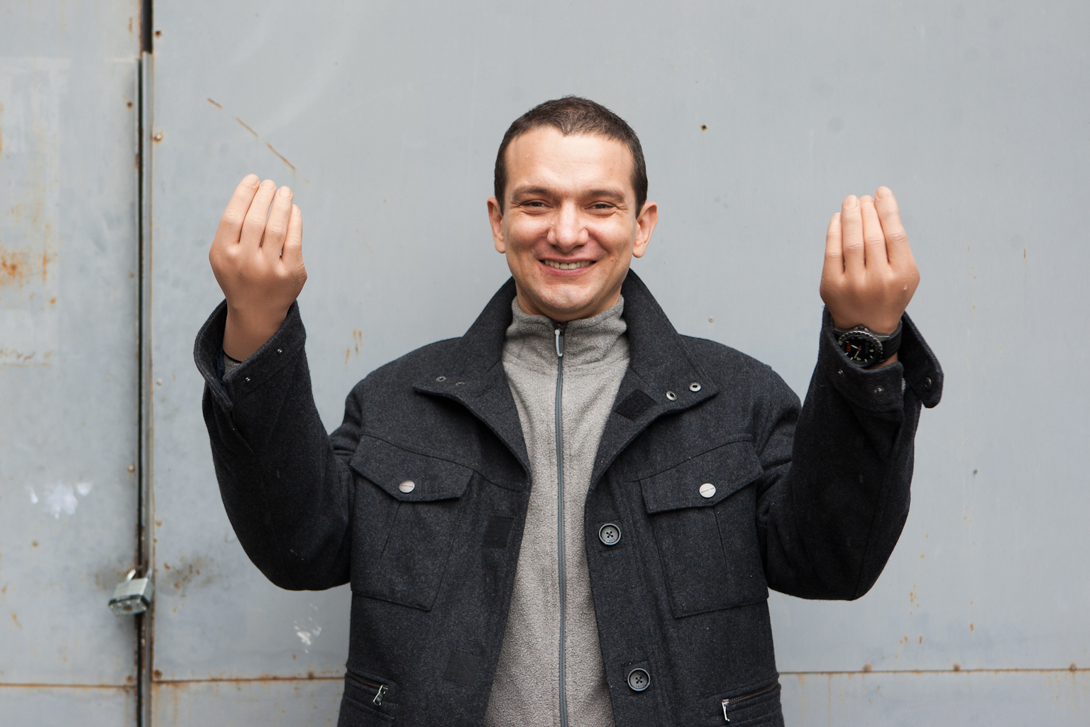"Герой спецвипуску ""Viva! Переможці 2"" Вадим Свириденко"