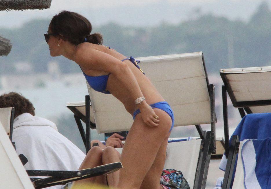 Пиппа Миддлтон показала фигуру в бикини