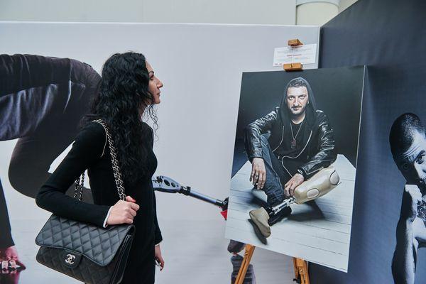 Проект Viva! Переможці собрал на выставке украинских звезд