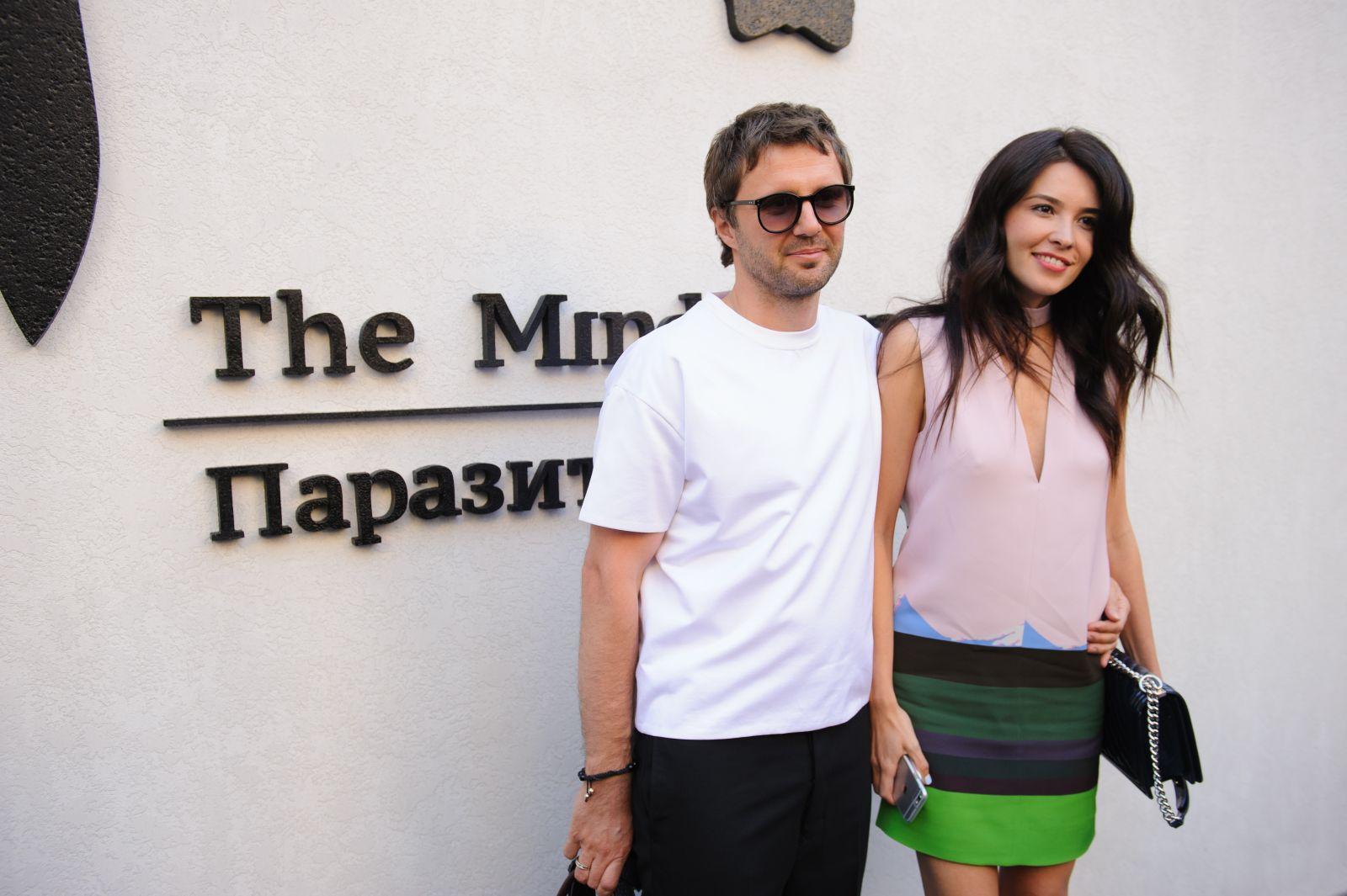 Виталий и Елена Рева
