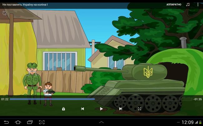 Победитель шоу Голос країни Иван Ганзера снял видеоклип о войне в Украине