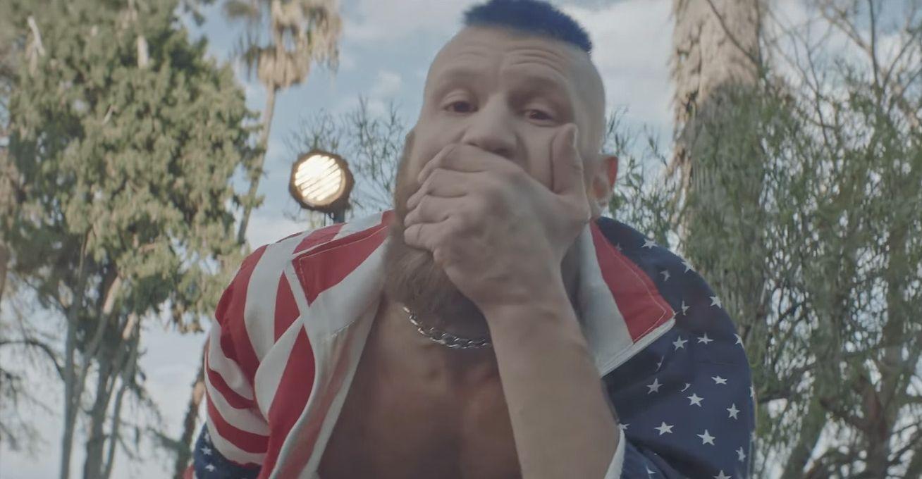 Иван Дорн в новом клипе Collaba
