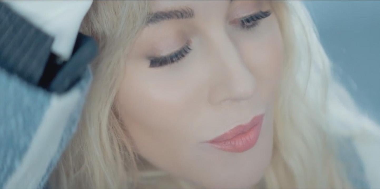Таисия Повалий в новом клипе