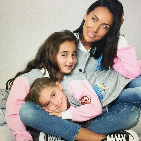 Алсу и ее дочки