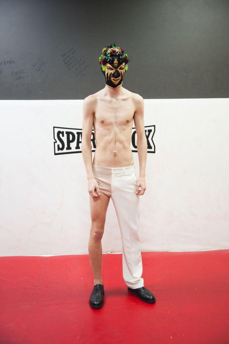 Жан Грицфельдт показал новую коллекцию в рамках Ukrainian Fashion Week 2017