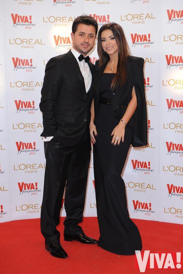 самые стильные платья Viva! Самые Красивые 2012 фото