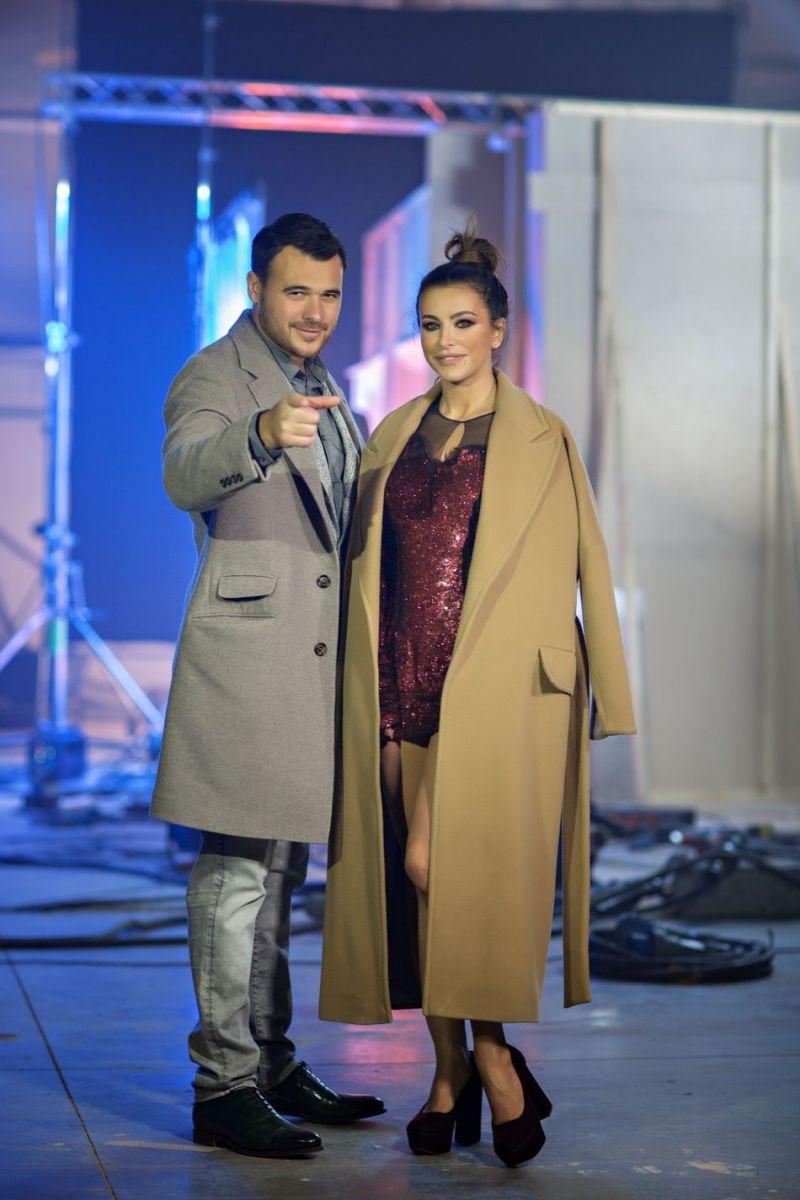 Ани Лорак и Emin