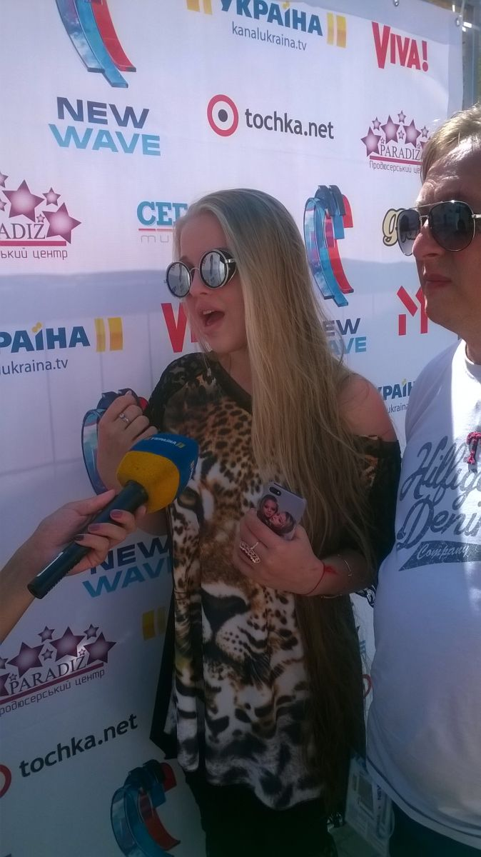 Виктория Петрик Новая волна 2014