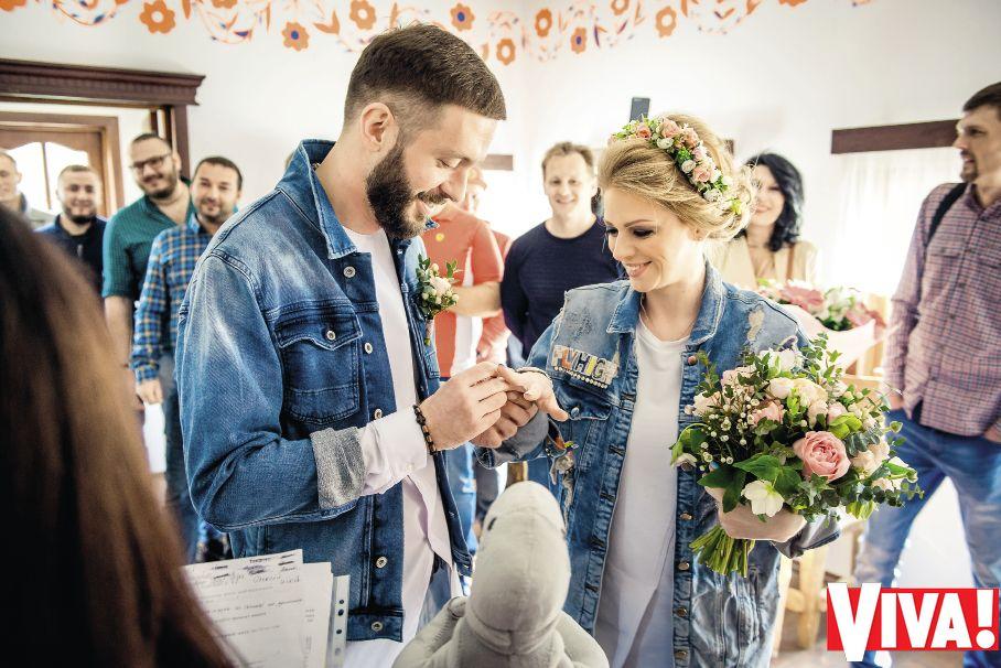 "Свадьба за час: звезда ""Дизель Шоу"" Яна Глущенко вышла замуж и рассказала о любимом мужчине"