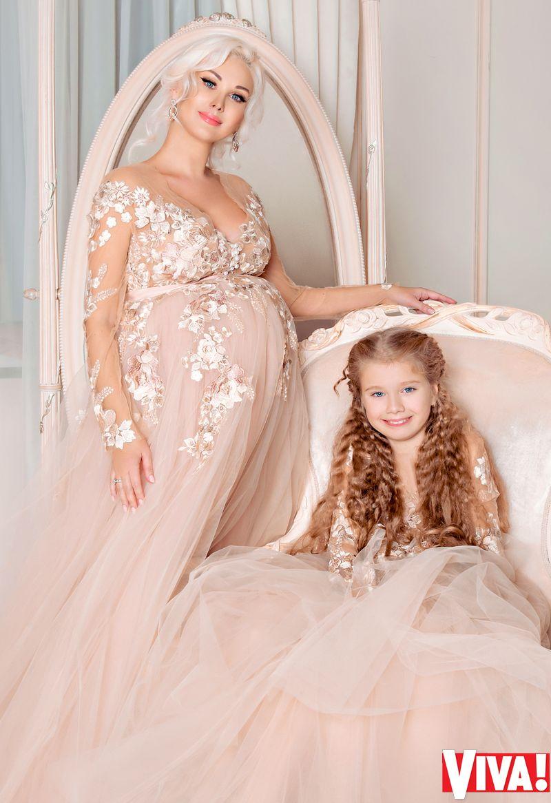 Катя Бужинская беременна двойней
