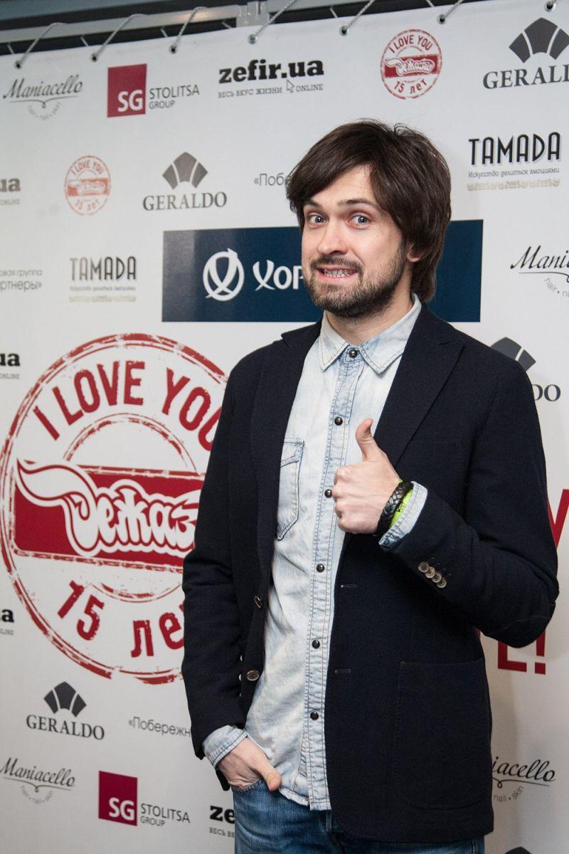 Роман Бахарев (группа Бахрома)
