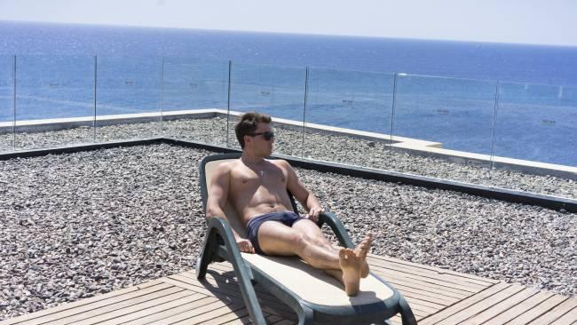 Эксклюзивно для Viva.ua: Влад Сытник поделился яркими фото с отдыха