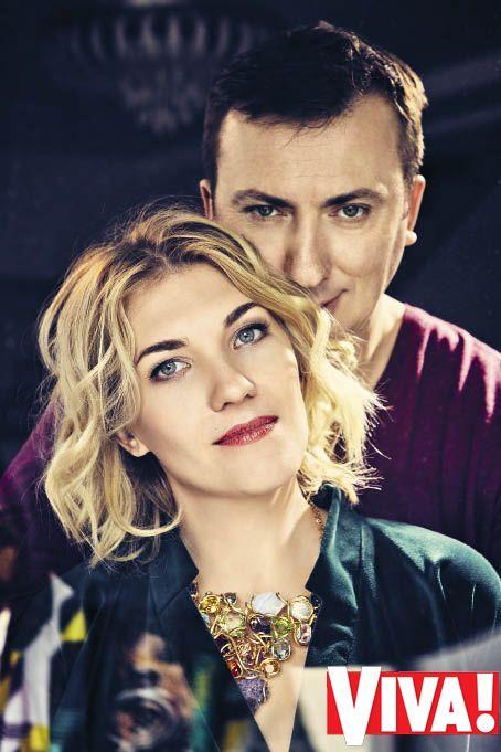 Валерий Жидков с женой
