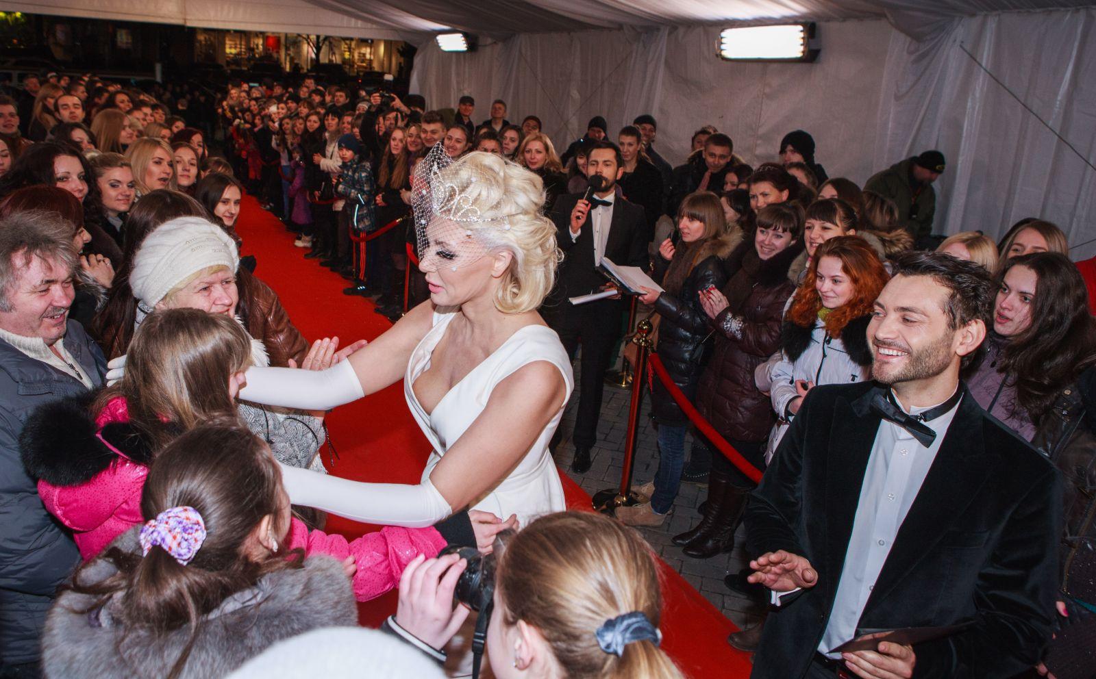 Светлана Вольнова вива самые красивые 2012