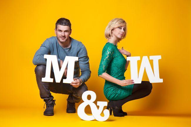 Новогодние поздравления Арсена Мирзояна и Тони Матвиенко