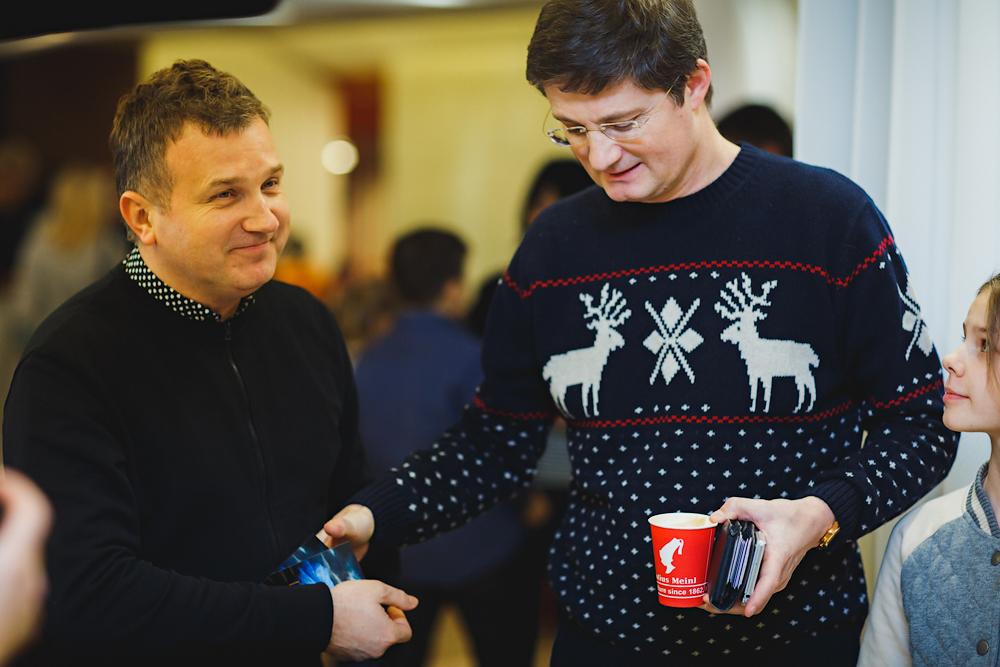 Юрий Горбунов и Игорь Кондратюк
