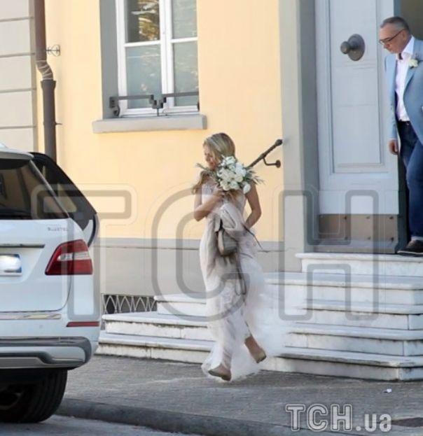 свадьба брежнева и меладзе фото