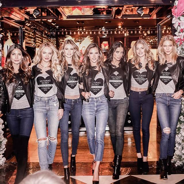 Ангелы Victoria's Secret