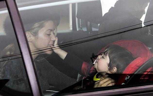 Шакира сын фото