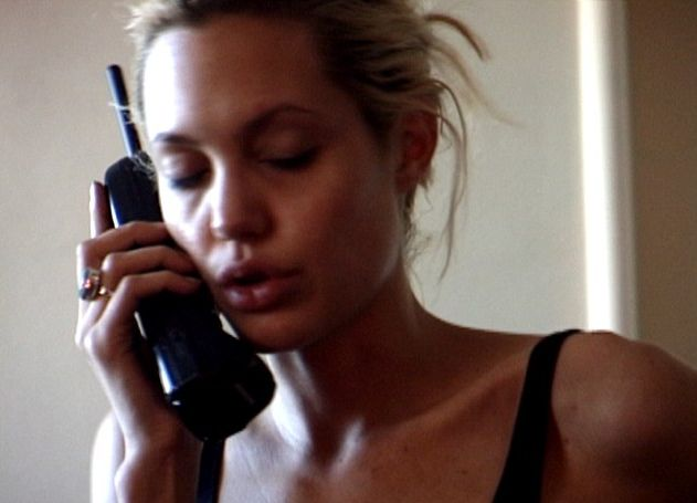 Анджелина Джоли под действием героина