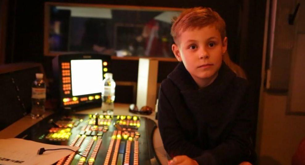 Редкие кадры: Тина Кароль показала повзрослевшего сына Вениамина и рассказала об его первом концерте