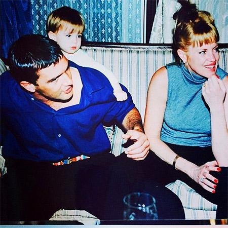 Мелани Гриффит грустит о семейном счастье