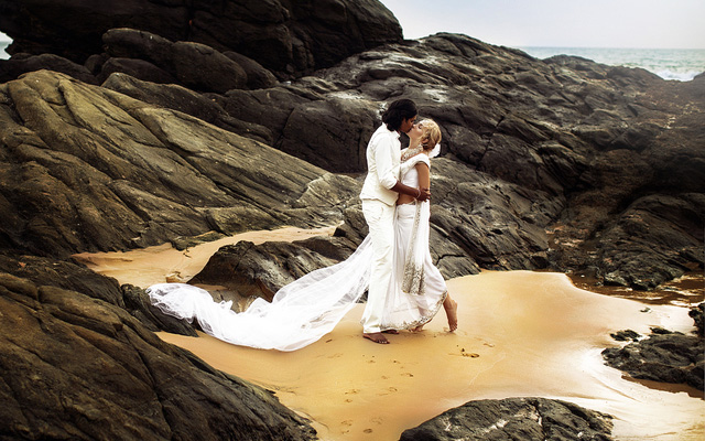 Ксения Бугримова вышла замуж за индийского принца