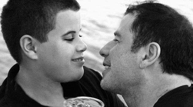"""Джон Траволта про умершего сына: """"Он был для меня всем…"""""""