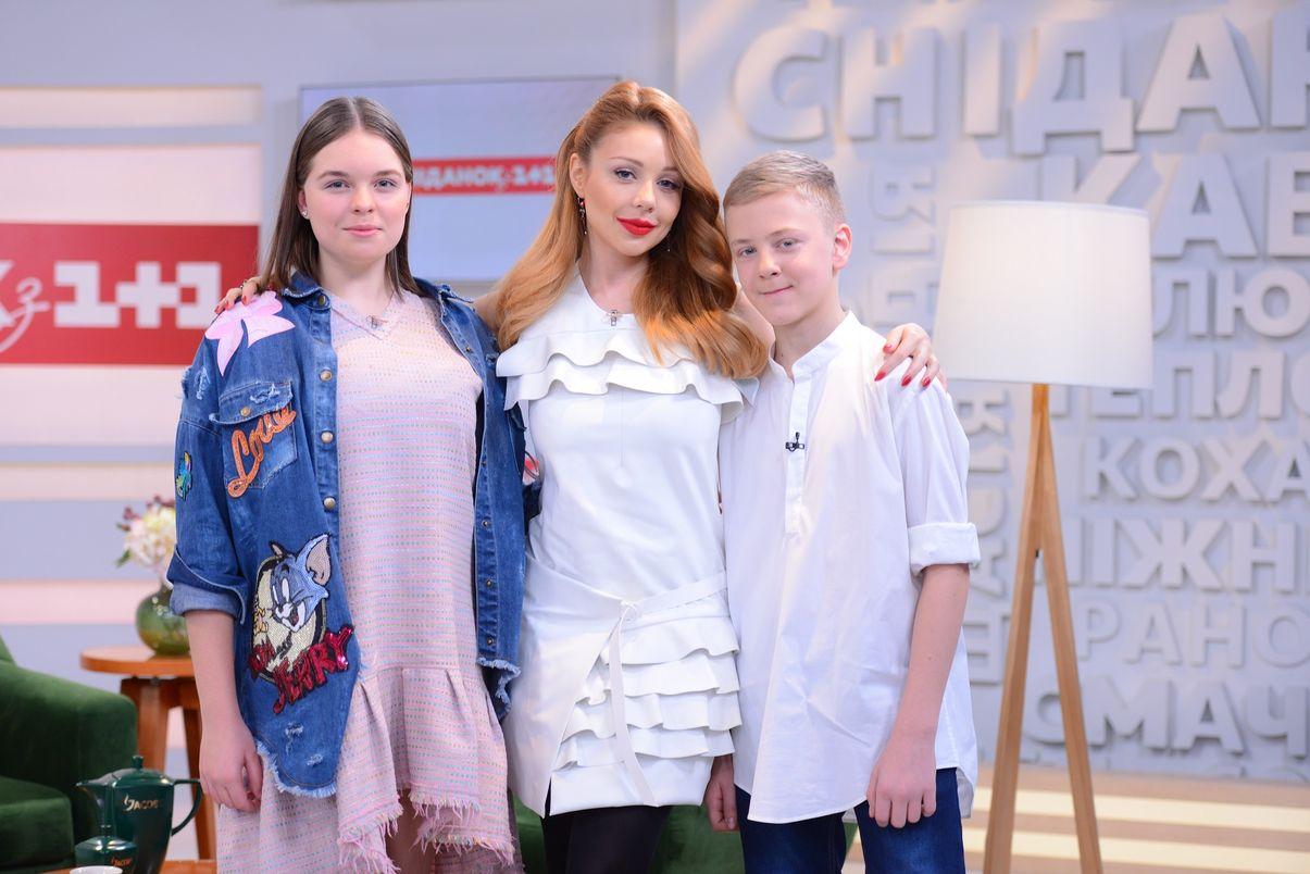 Тина Кароль и финалисты шоу Голос.Діти-3 презентовали совместную песню