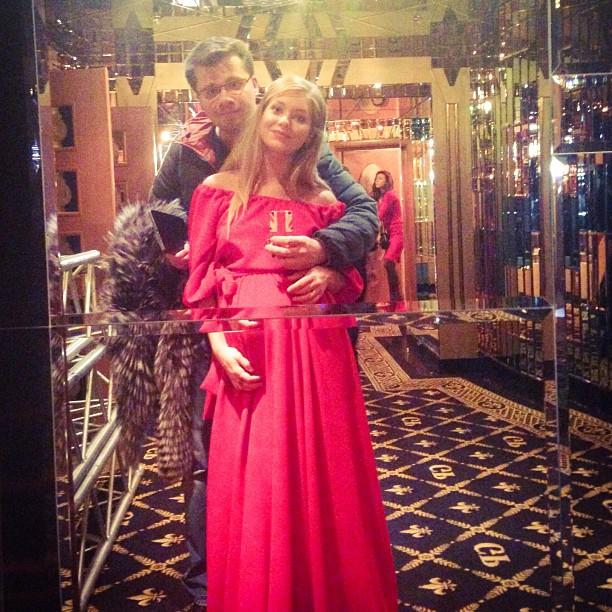 фото асмус беременная