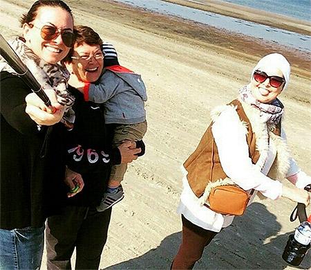 За год до смерти: сестра Жанны Фриске показала одно из последних фото певицы