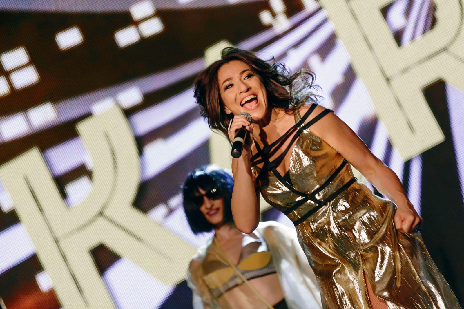 Наталка Карпа устроила шумную летнюю вечеринку в Киеве