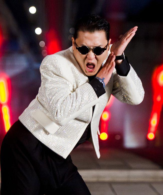 Рэпер Psy сломал YouTube