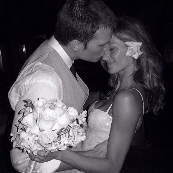 Жизель Бундхен показала уникальные личные фото со своей свадьбы