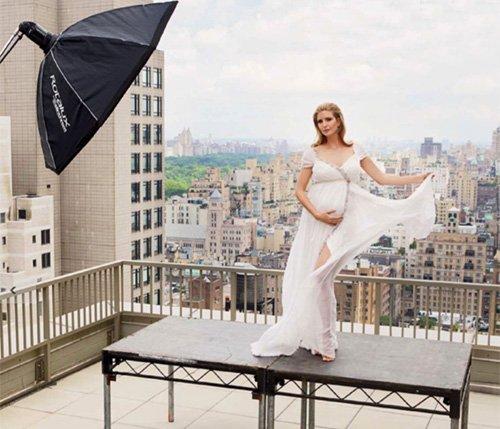 Иванка Трамп беременна фото