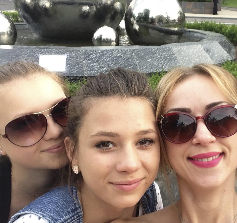 Наталья Валевская дети фото